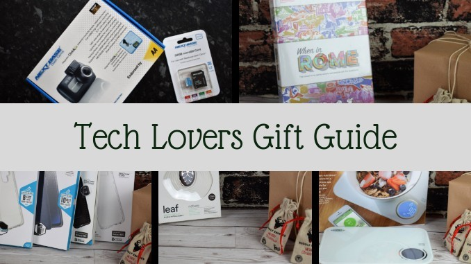 Tech Lovers Christmas Gift Guide