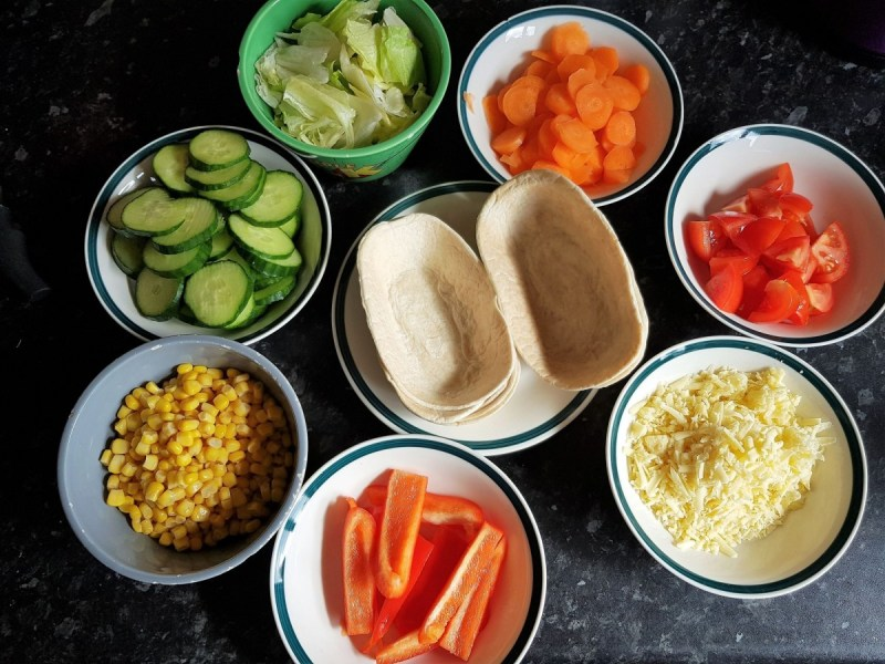 Week 1 – New Year Meal plan! – what we are going to be eating