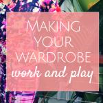 Making your wardrobe