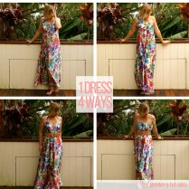 I am not stopping at one way to wear a maxi
