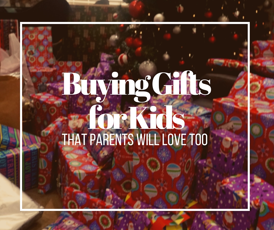 Buying Gifts for Kids