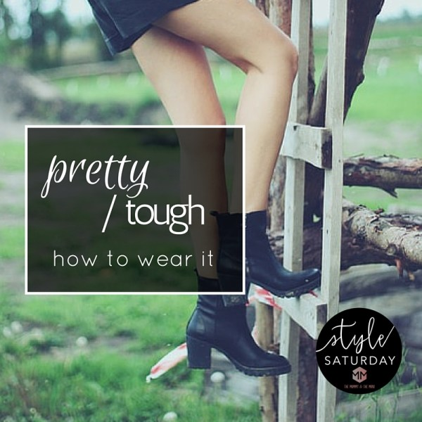 pretty tough - how to wear it