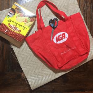Shopping Bag DIY - What you Need