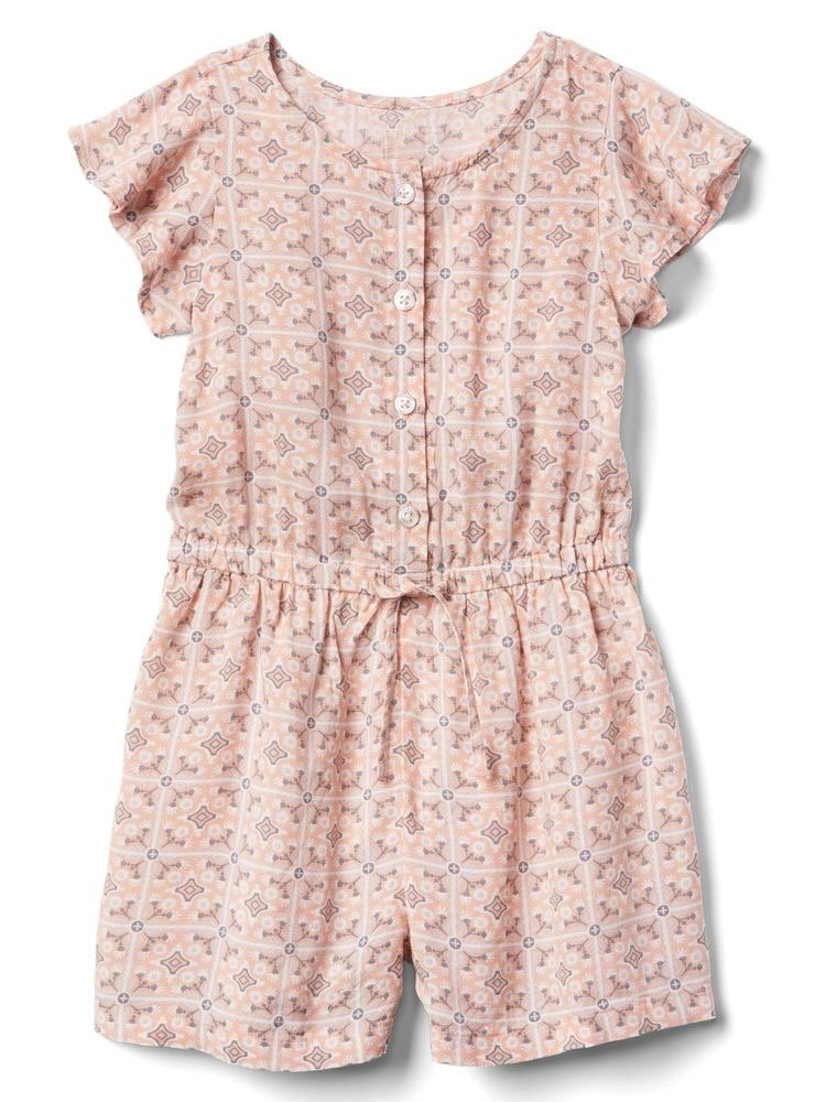 Gap romper in my toddler clothes wish list