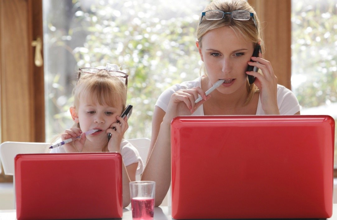 The great returning to work dilemma for mums