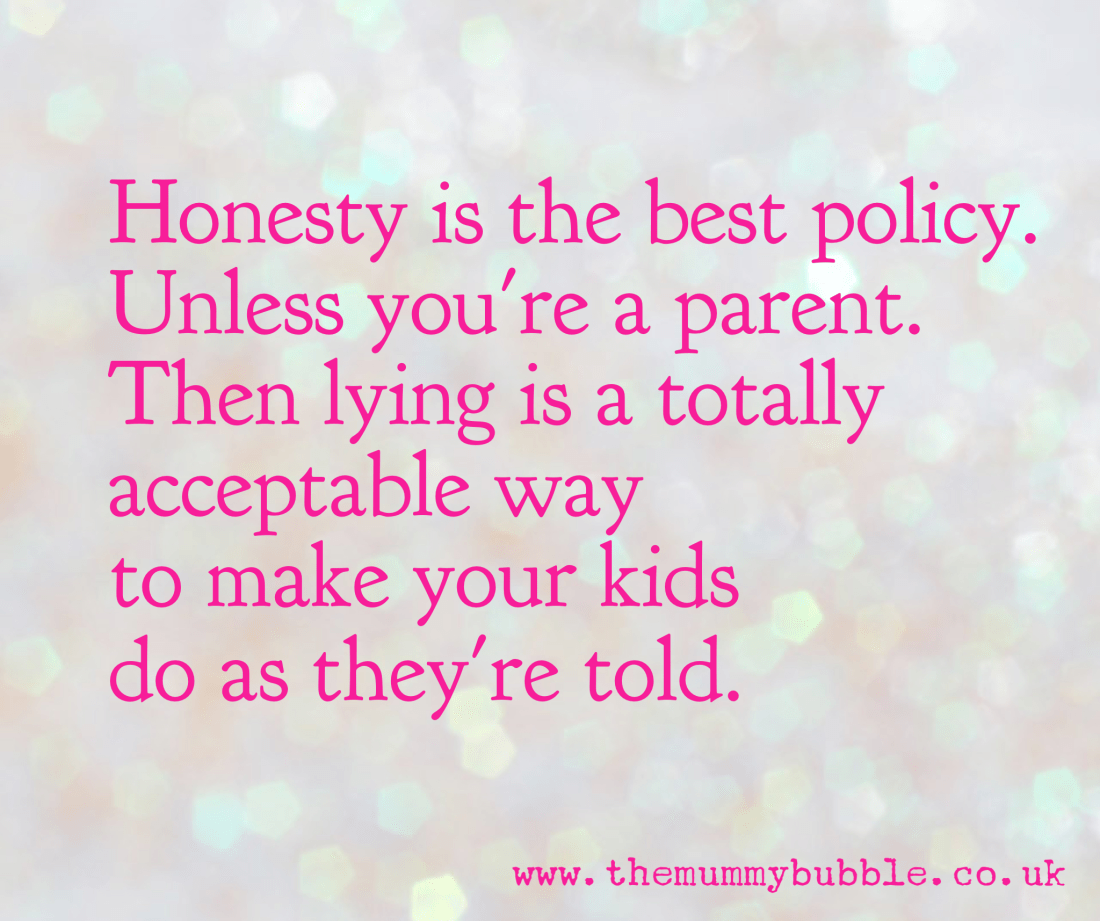 The Mummy Bubble - funny parenting quotes