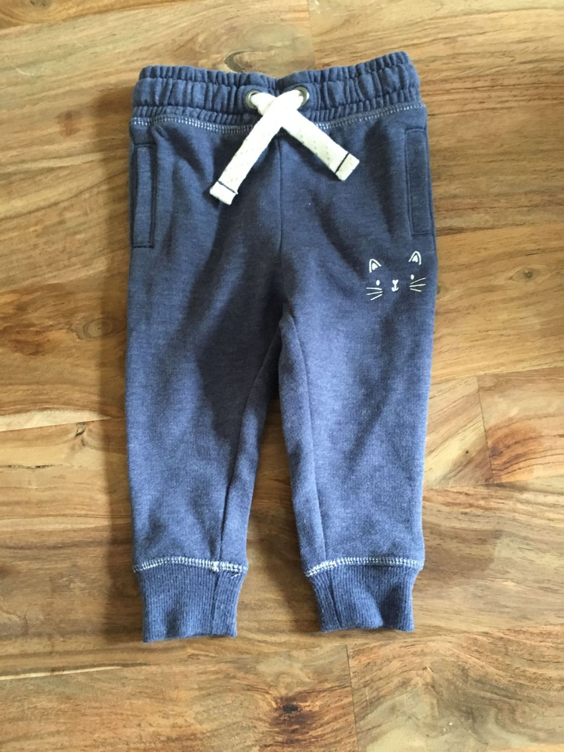 Mothercare dark blue casual trousers for girls