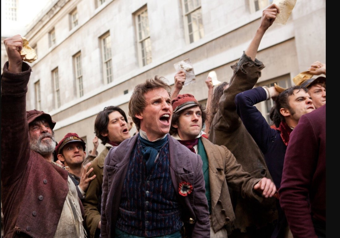 Les Miserables - 35 movies to watch on Amazon Prime