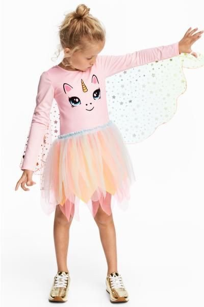 Unicorn costume for Halloween