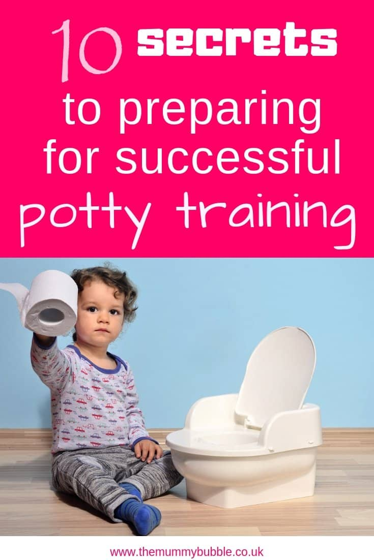10 secrets to preparing for successful potty training - potty training your child in a matter of days!