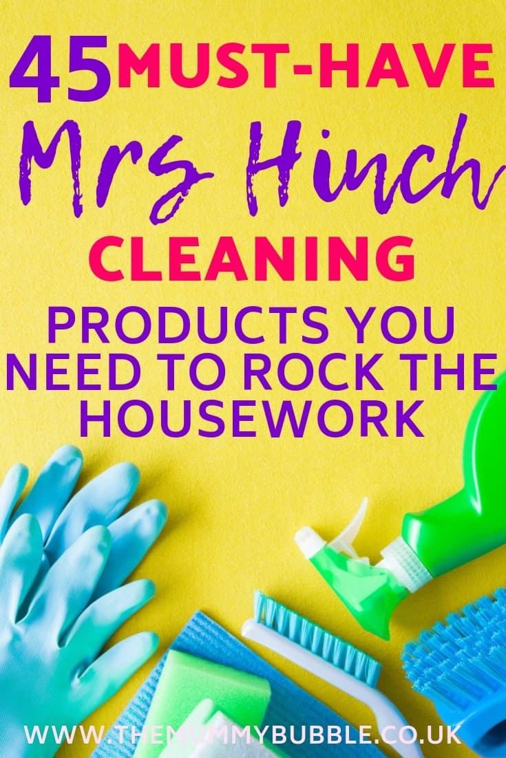Must-have Mrs Hinch cleaning products