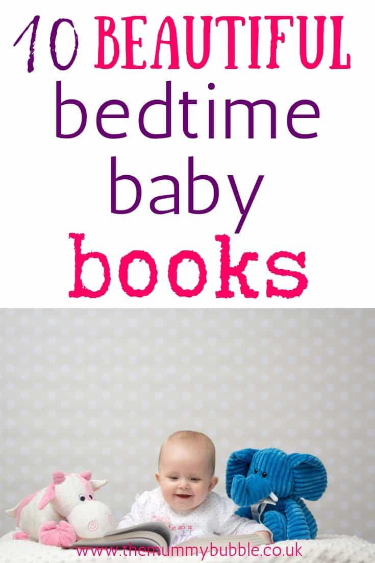 10 beautiful bedtime baby books