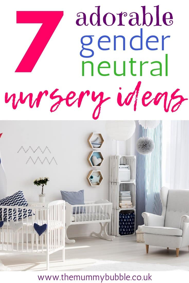 Adorable gender neutral nursery ideas for your baby