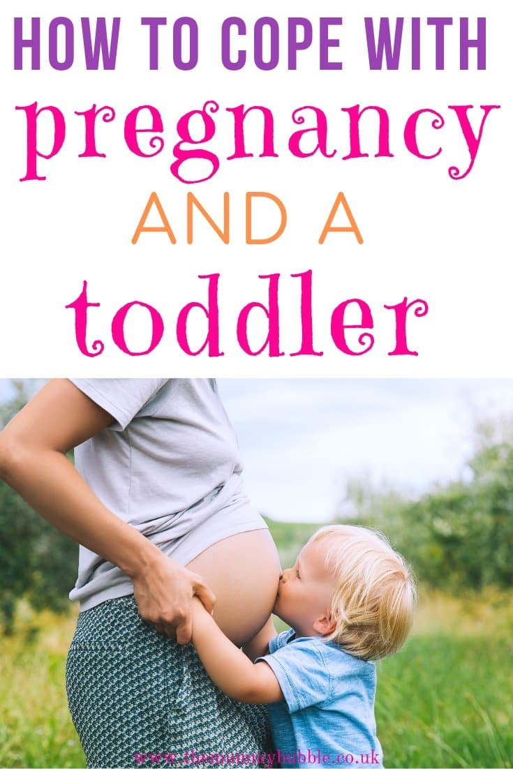 How to cope with pregnancy and a toddler