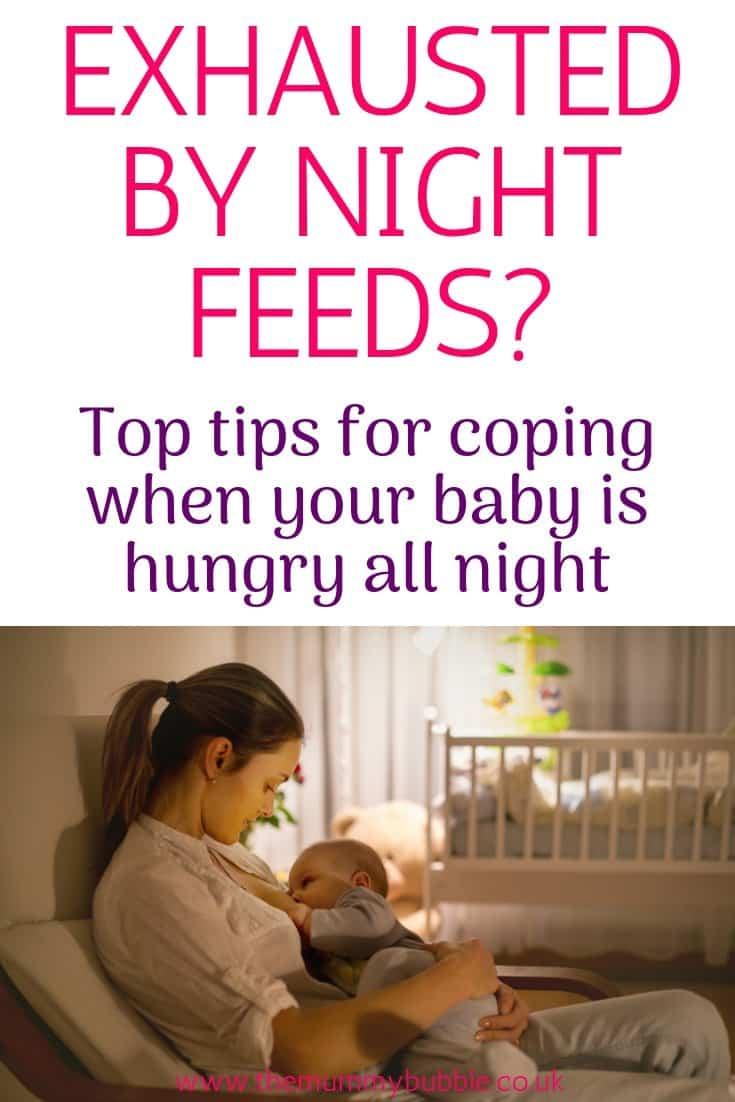 How to cope with night feeds