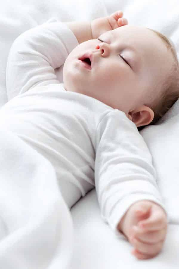 how to keep babies stay cool at night