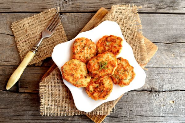 toddler meal ideas - fish cakes
