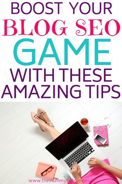 Boost your blog's SEO standing with these tips