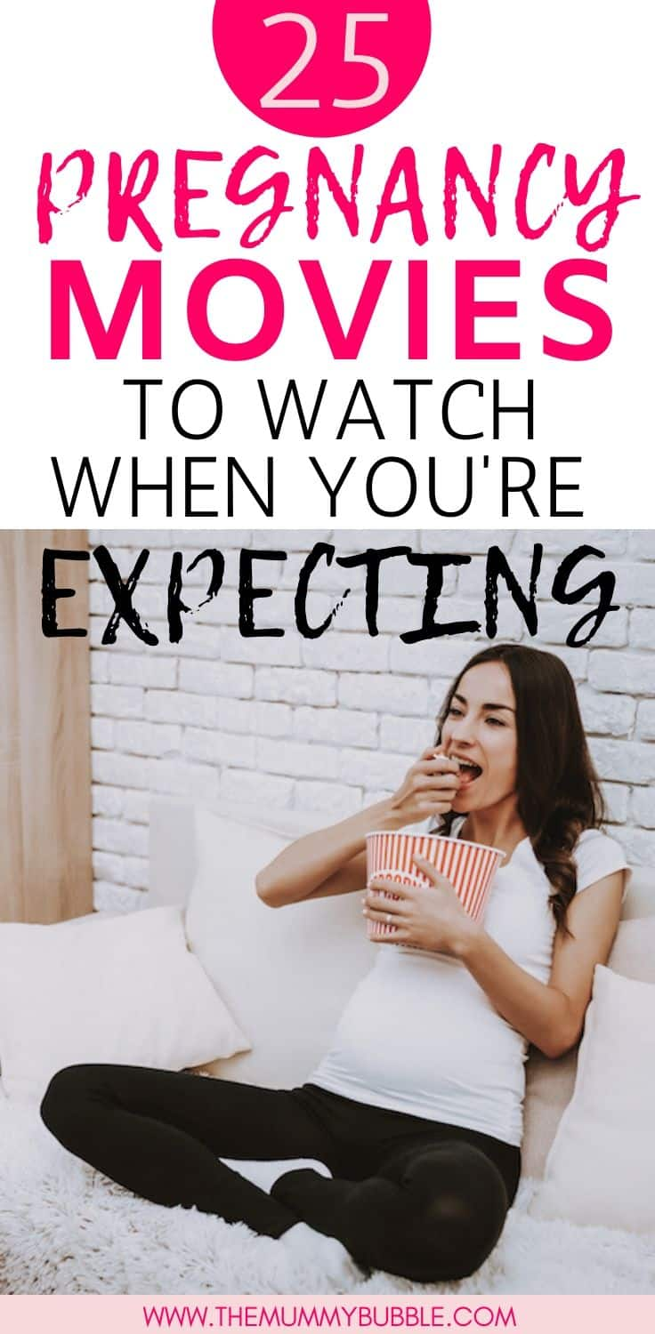25 pregnancy movies to watch when you're expecting