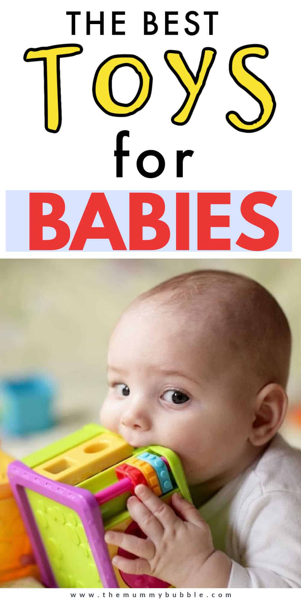 Do newborn babies need toys and the best toys for babies