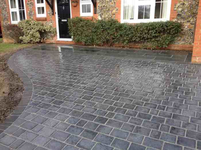 driveway increase value to house
