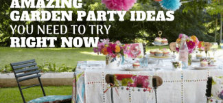 32 Amazing Garden Party Ideas You Need To Try Right Now