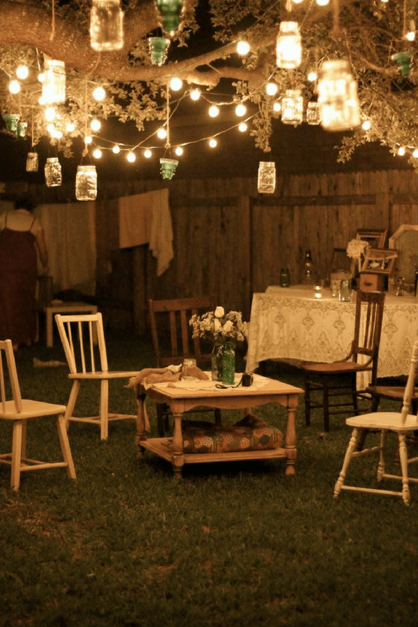 32 Stunning Summer Party Ideas You Need To Try Right Now #gardenlights #prettygardenlights