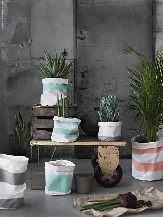 DIY Hacks From IKEA That You Can Do On A Tiny Budget #ikeahack #homedecor #indoorplanter #plants #succulents #IKEA
