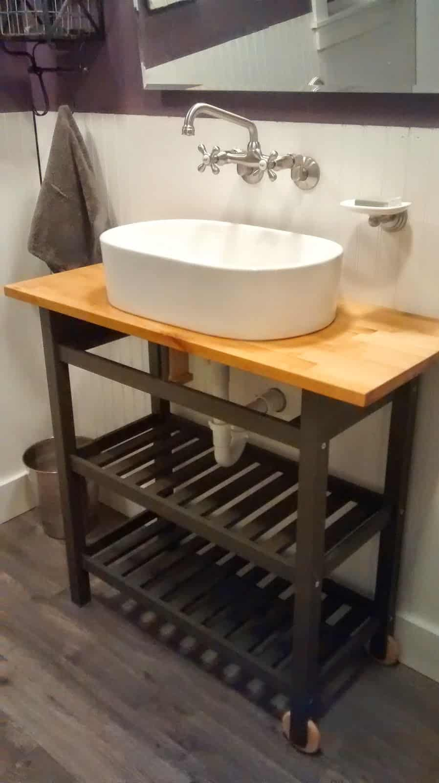 13 ikea bathroom hacks get your dream