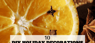 10 DIY Holiday Decorations To Make Your Christmas Tree Look Stunning This Year
