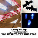 Easy Halloween Crafts You Will Want To Make This Year!