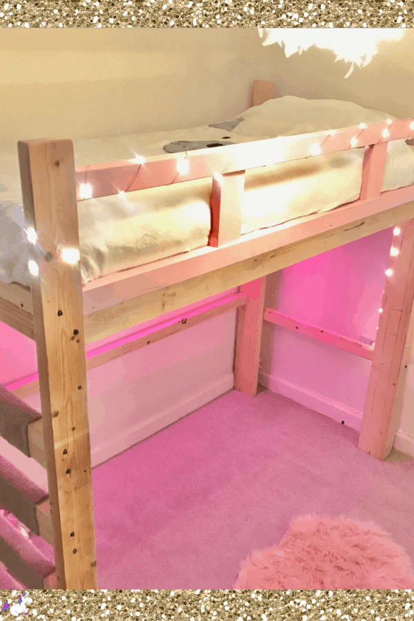 Stunning Bedroom Makeover You Can Do On A Really Small Budget - Including Embarrassing Before Pics | DIY Home decor | Bedroom Makeover Ideas | Small bedroom ideas | DIY bed | DIY projects | Home decor on a budget | Via https://themummyfront.com #themummyfront #bedroommakeover #bedroommakeoveronabudget #bedroommakeoverideas #homedecoronabudget #diyhomedecor
