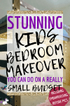 Stunning Bedroom Makeover On A Budget ~ Including Embarrassing Before Photos!