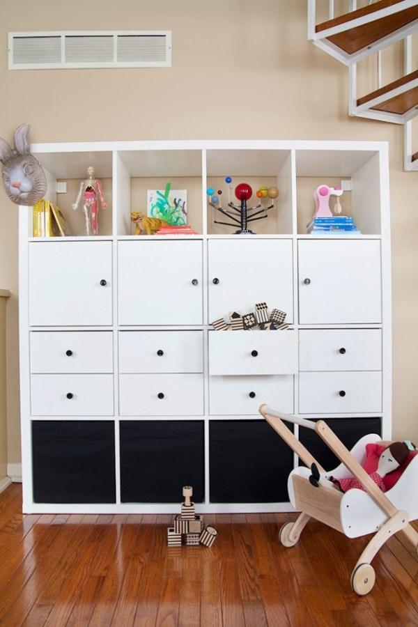 Ikea Kallax Large Toy Storage Solution