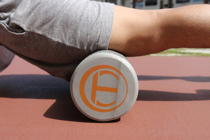 foam rolling for beginner runners, smooth