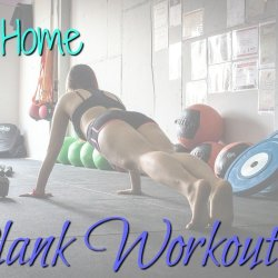 At home plank workouts feature image