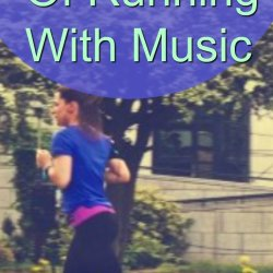 The Pro's and con's to running with music, why you should, why you shouldn't and what I do