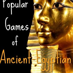 Popular games of Ancient-Egyptian Children. Learn more about the games and toys they had as well as Egyptian influences into today's games and the themes within our own culture in modern day.