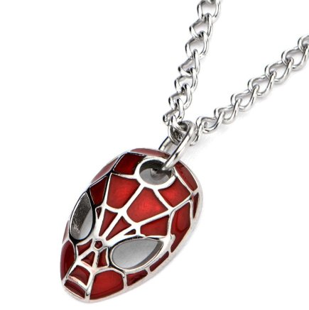spider-man pendanrt geeky gift guide