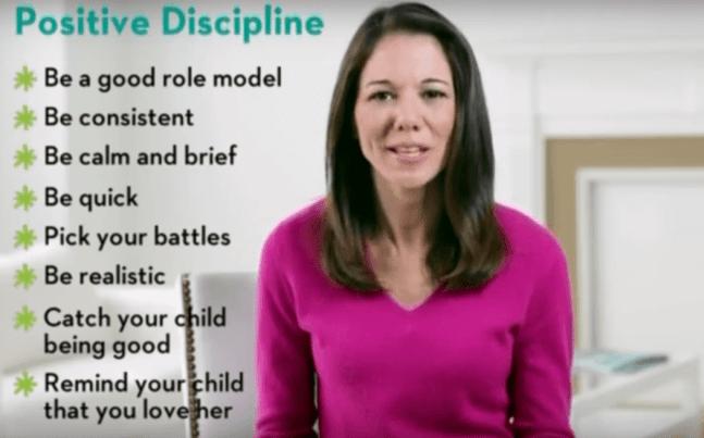 positive discipline, positive parenting