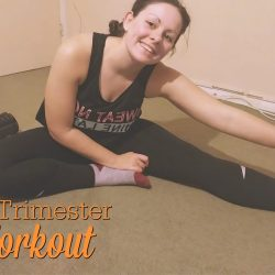 second trimester leg workout feature image