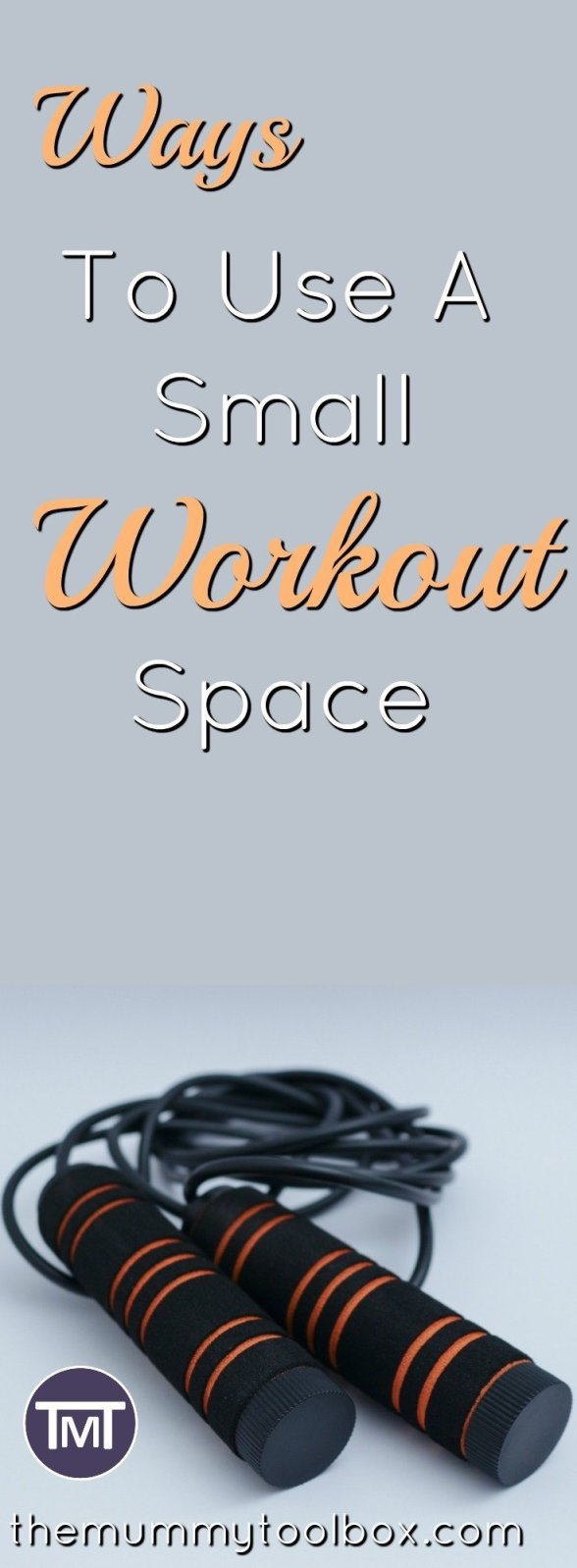 Unless you have a home gym you need to make do with a small workout space and here are the tips, tricks and exercises you can use to do it.