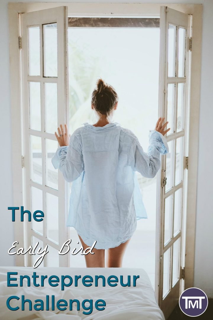 They say the early bird gets the worm, I am not an early bird! but for 7 days I am going to get up at 6am, see how and why I am trying the challenge.