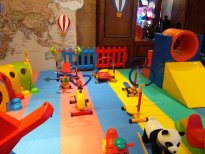 play zone for play date