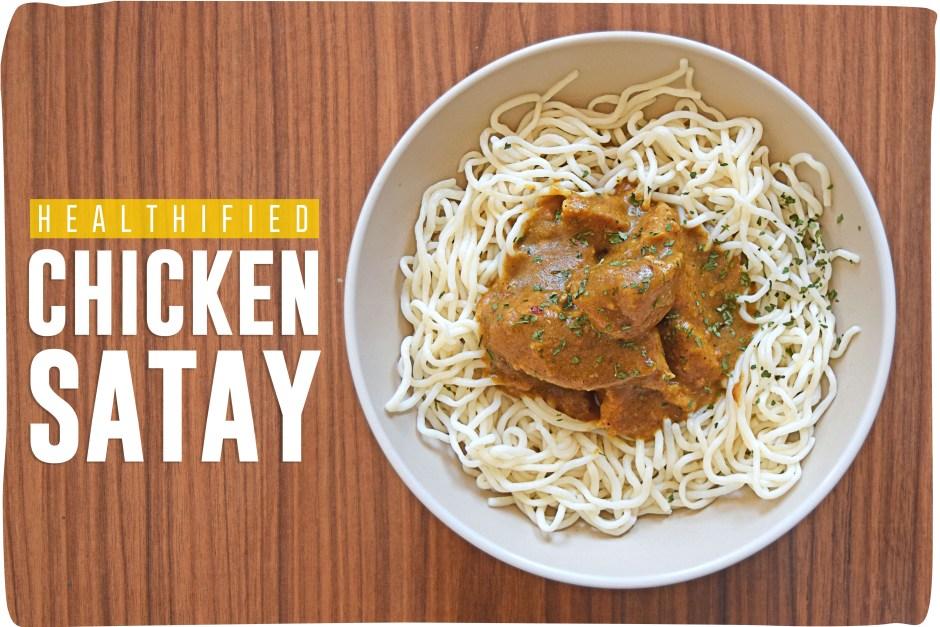 Chicken Satay Header