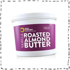 vanilla almond butter