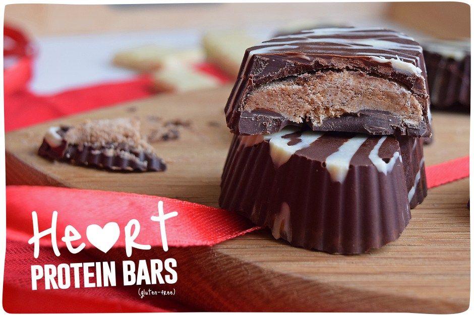 Heart Protein Bar Header