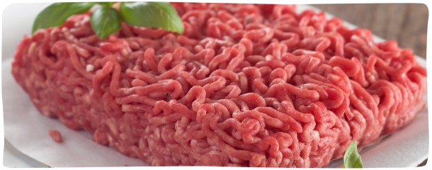 ground beef header