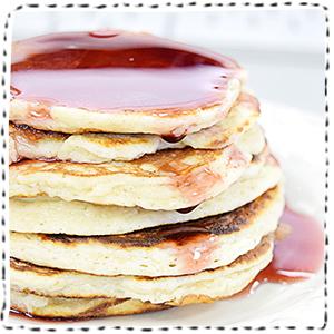 lemon-pancakes