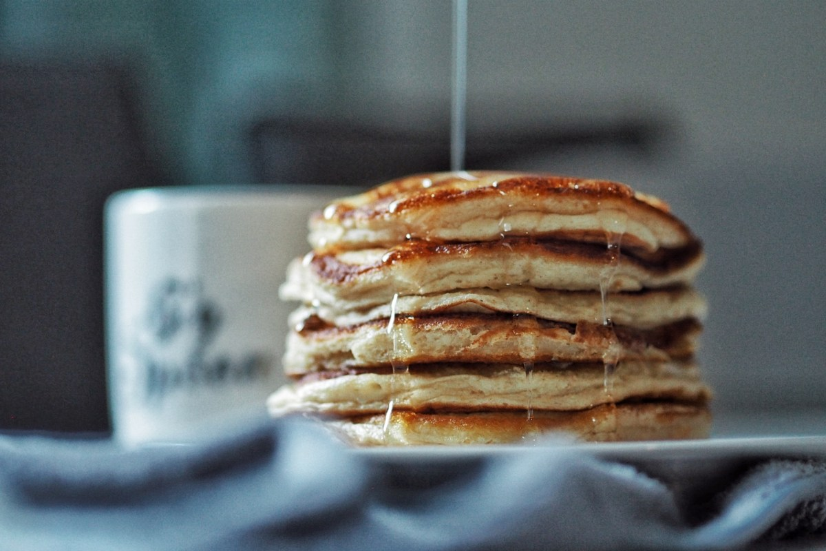Recipe: Fluffy Pancakes
